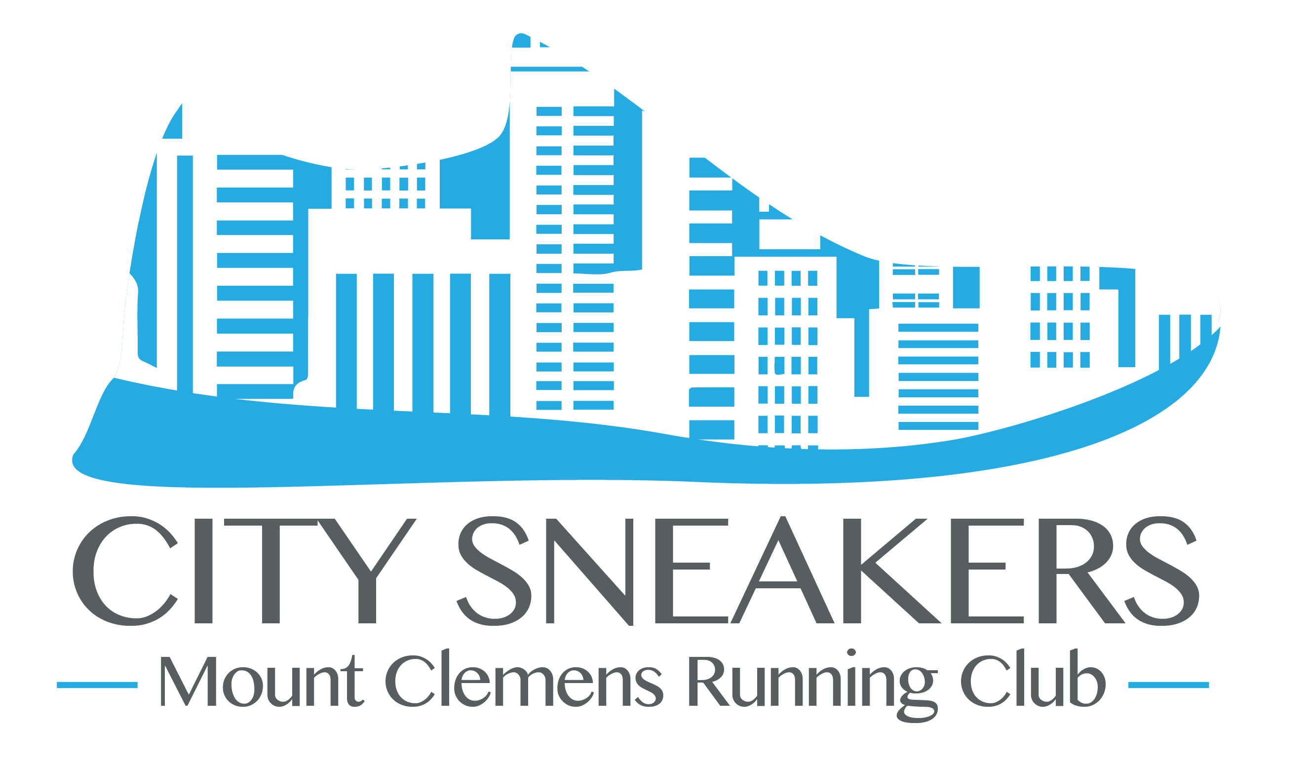 City Sneakers Walking And Running Club
